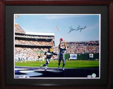 SteveLargent Autograph Sports Memorabilia from Sports Memorabilia On Main Street, sportsonmainstreet.com