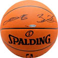 Dwayne Wade and LeBron James Autograph Sports Memorabilia, Click Image for more info!