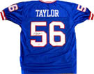Lawrence Taylor Autograph Sports Memorabilia, Click Image for more info!