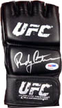 Randy Couture Autograph Sports Memorabilia, Click Image for more info!