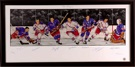7 New York Rangers Legends w/ Rod Gilbert, Eddie Giacomin & More Autograph Sports Memorabilia, Click Image for more info!