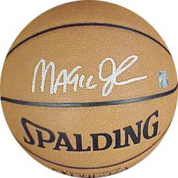 MagicJohnson Autograph Sports Memorabilia from Sports Memorabilia On Main Street, sportsonmainstreet.com