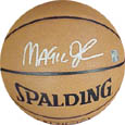 Magic Johnson Autograph Sports Memorabilia, Click Image for more info!