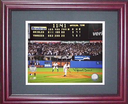 MarianoRivera Autograph Sports Memorabilia from Sports Memorabilia On Main Street, sportsonmainstreet.com