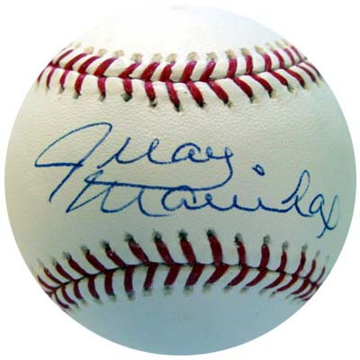 JuanMarichal Autograph Sports Memorabilia from Sports Memorabilia On Main Street, sportsonmainstreet.com