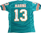 Dan Marino Autograph Sports Memorabilia from Sports Memorabilia On Main Street, Click Image for more info!