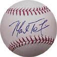 Mark Teixeira Autograph Sports Memorabilia, Click Image for more info!