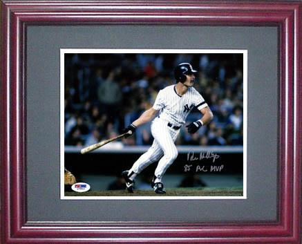DonMattingly Autograph Sports Memorabilia from Sports Memorabilia On Main Street, sportsonmainstreet.com