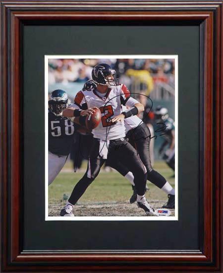 MattRyan Autograph Sports Memorabilia from Sports Memorabilia On Main Street, sportsonmainstreet.com