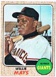 Willie Mays Autograph Sports Memorabilia On Main Street, Click Image for More Info!