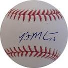 BrianMcCann Autograph Sports Memorabilia, Click Image for more info!