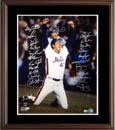 1986 New York MetsWorld Championship Team Autograph Sports Memorabilia, Click Image for more info!