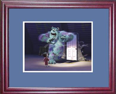 MonstersInc. Autograph Sports Memorabilia from Sports Memorabilia On Main Street, sportsonmainstreet.com