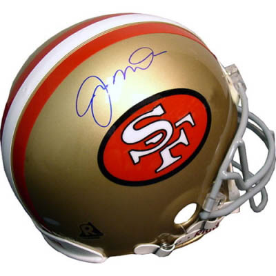Joe Montana Autograph Sports Memorabilia from Sports Memorabilia On Main Street, sportsonmainstreet.com