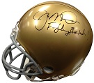Joe Montana Autograph Sports Memorabilia, Click Image for more info!