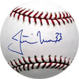 Justin Morneau Autograph Sports Memorabilia, Click Image for more info!