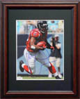Michael Turner Autograph Sports Memorabilia, Click Image for more info!