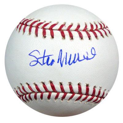 StanMusial Autograph Sports Memorabilia from Sports Memorabilia On Main Street, sportsonmainstreet.com