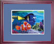 Finding Nemo Autograph Sports Memorabilia On Main Street, Click Image for More Info!