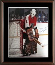 Bernie Parent Autograph Sports Memorabilia, Click Image for more info!