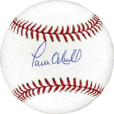Paul O'Neill Autograph Sports Memorabilia from Sports Memorabilia On Main Street, sportsonmainstreet.com