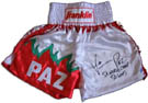 Vinny Paz Autograph Sports Memorabilia, Click Image for more info!