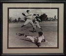 Pee Wee Reese Autograph Sports Memorabilia, Click Image for more info!