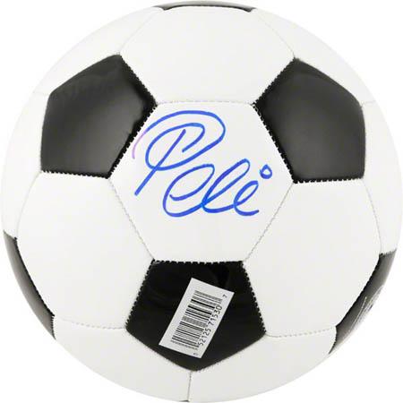 Pele Autograph Sports Memorabilia from Sports Memorabilia On Main Street, sportsonmainstreet.com