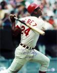 TonyPerez Autograph Sports Memorabilia, Click Image for more info!