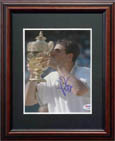 Pete Sampras Autograph Sports Memorabilia On Main Street, Click Image for More Info!