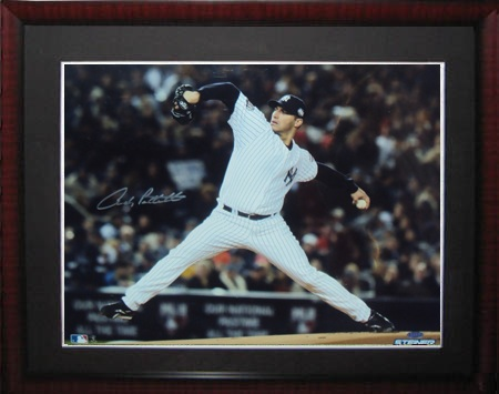 Andy Pettitte Autograph Sports Memorabilia from Sports Memorabilia On Main Street, sportsonmainstreet.com