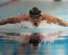 Michael Phelps Autograph Sports Memorabilia, Click Image for more info!