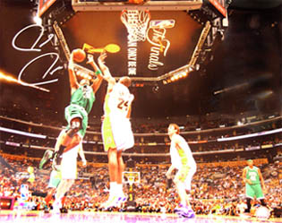 PaulPierce Autograph Sports Memorabilia from Sports Memorabilia On Main Street, sportsonmainstreet.com