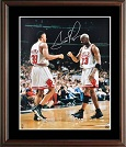 Scottie Pippen Autograph Sports Memorabilia, Click Image for more info!