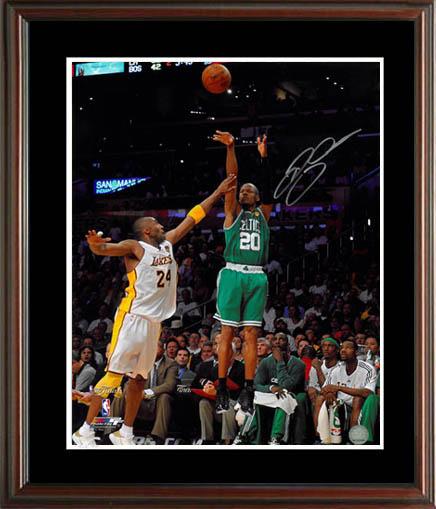 RayAllen Autograph Sports Memorabilia from Sports Memorabilia On Main Street, sportsonmainstreet.com