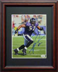 Ray Lewis Autograph Sports Memorabilia, Click Image for more info!