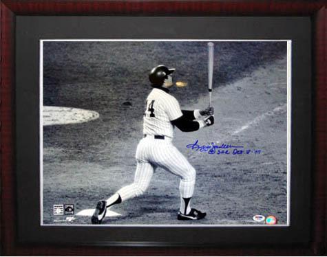 ReggieJackson Autograph Sports Memorabilia from Sports Memorabilia On Main Street, sportsonmainstreet.com