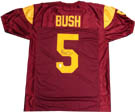 Reggie Bush Autograph Sports Memorabilia, Click Image for more info!