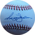 ReggieJackson Autograph Sports Memorabilia, Click Image for more info!