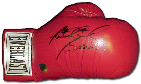 Riddick Bowe Autograph Sports Memorabilia from Sports Memorabilia On Main Street, sportsonmainstreet.com