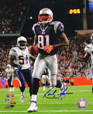Randy Moss Autograph Sports Memorabilia from Sports Memorabilia On Main Street, sportsonmainstreet.com
