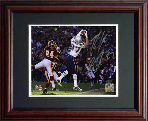RobGronkowski Autograph Sports Memorabilia from Sports Memorabilia On Main Street, sportsonmainstreet.com