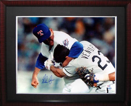 Nolan Ryan Autograph Sports Memorabilia from Sports Memorabilia On Main Street, sportsonmainstreet.com
