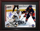 Ryan Miller Autograph Sports Memorabilia, Click Image for more info!