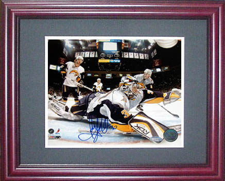 Ryan Miller Autograph Sports Memorabilia from Sports Memorabilia On Main Street, sportsonmainstreet.com