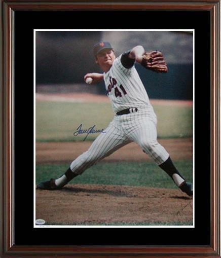 TomSeaver Autograph Sports Memorabilia from Sports Memorabilia On Main Street, sportsonmainstreet.com