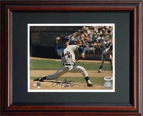 Tom Seaver Autograph Sports Memorabilia from Sports Memorabilia On Main Street, sportsonmainstreet.com