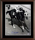 Ron Turcotte Secretariat Autograph Sports Memorabilia, Click Image for more info!