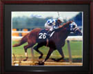 Secretariat Ron Turcotte Autograph Sports Memorabilia, Click Image for more info!