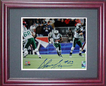 ShonnGreene Autograph Sports Memorabilia from Sports Memorabilia On Main Street, sportsonmainstreet.com